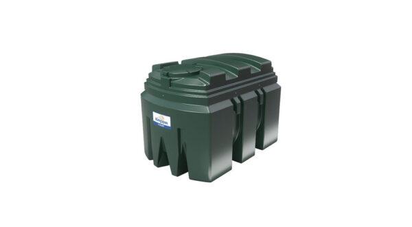 ES1300 - Titan EcoSafe Bunded Oil Tank 1300 Litres