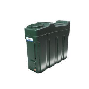 ESSL1000 - Titan EcoSafe Slimline Bunded Oil Tank 1000 Litres